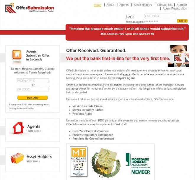 OS Home page